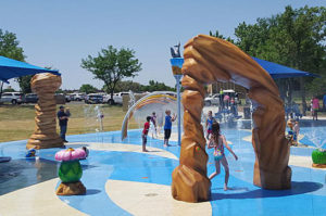 Medi Park Splash Pad and Playground